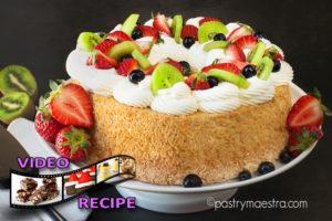 Angel Food Cake, Pastry Maestra